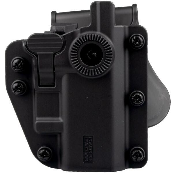 Fedt Adapt-X Level 3 softgun Pistol hylster - Sort