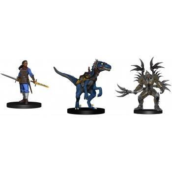 D&D Icons of the Realms: Eberron: Rising From the Last War - pakke med 4 figurer til dit rollespil eller samling