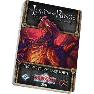 Lord of the Rings LCG: The Battle of Lake-town udkom originalt til Gen Con 2012