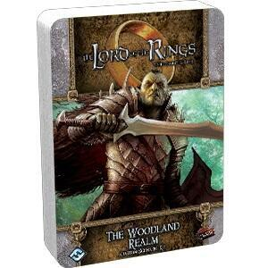 Lord of the Rings LCG:  The Woodland Realm giver dig mulighed for at bygge dine egne scenarier