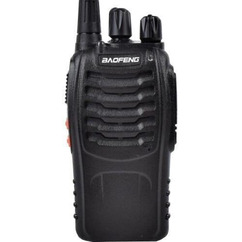Baofeng BF-888S uhf/fm hardball walkie talkie radio