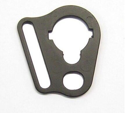 Sling mount plate til m4/m15 softgun rifler