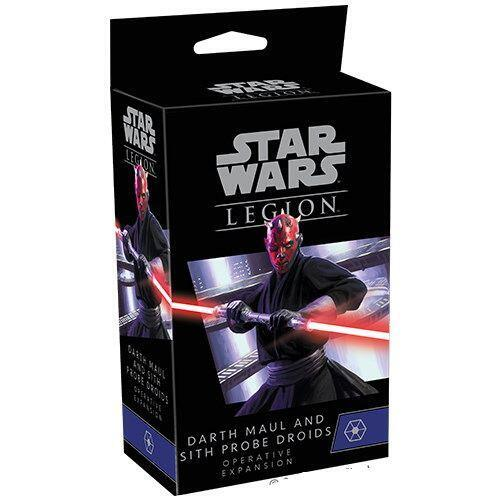 Darth Maul and Sith Probe Droids Operative Expansion til Star Wars: Legion figurspillet