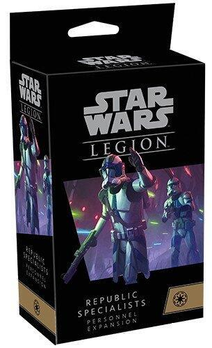 Republic Specialists Personnel Expansions styrker dine klontropper i Star Wars: Legion