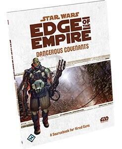 Dangerous Covenants er et Hired Gun supplement til Star Wars: Edge of the Empire