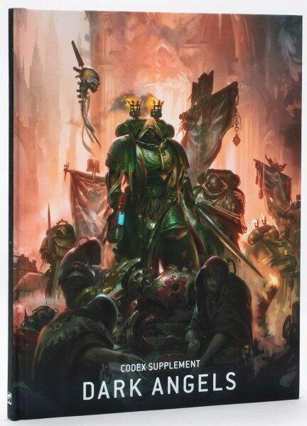 Codex Supplement: Dark Angels indeholder al information du skal bruge for at spille med denne Space Marines fraktion i Warhammer 40.000