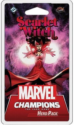 Scarlet Witch Hero Pack giver dig Wanda Maximoff til Marvel Champions: The Card Game