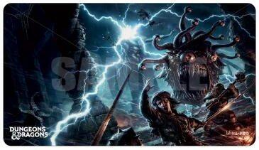 Dungeons & Dragons Playmat: Monster Manual fra Ultra PRO beskytter dine gaming remedier