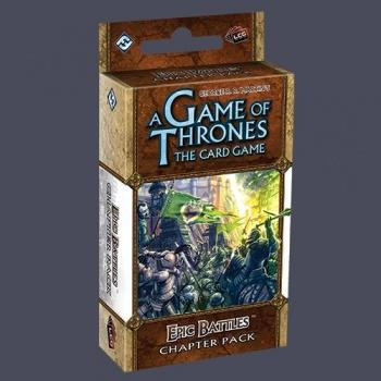 A Game Of Thrones LCG Epic Battles Til Kun 9900 DKK Hos Gunzonedk