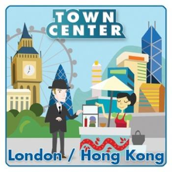 Town Center London Hong Kong Til Kun 9900 DKK Hos Gunzonedk