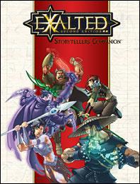 Exalted Second Edition Storytellers Companion
