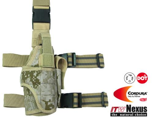Guarder Tornado Tactical Thigh Holster (Digital desert)