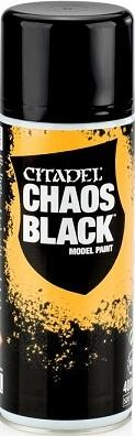CHAOS BLACK PRIMER SPRAY