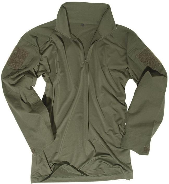 Felt Bluse, Tactical Oliven XL