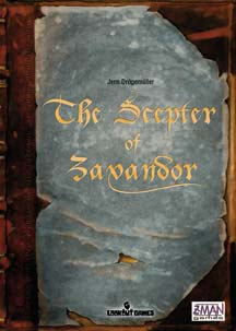 Scepter of Zavandor
