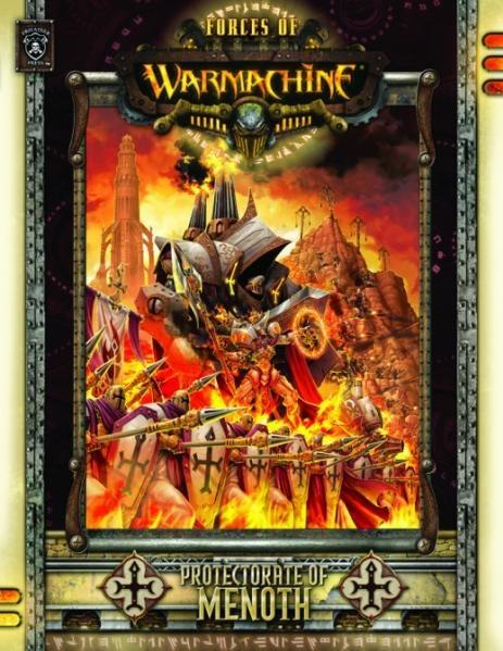 Forces of WARMACHINE- Protectorate of Menoth (HC Book)