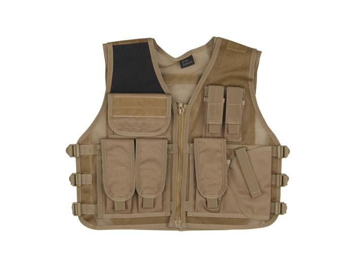 Vest,Tactical , tan (RECON), one size