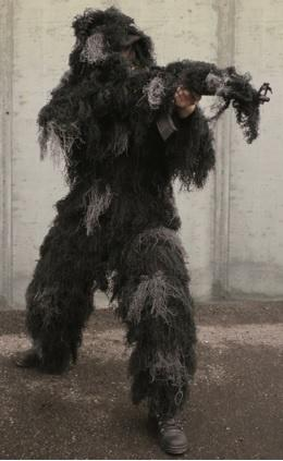 SNIPER GHILLIE SUIT 'NIGHTFIGHTER' XL/XXL