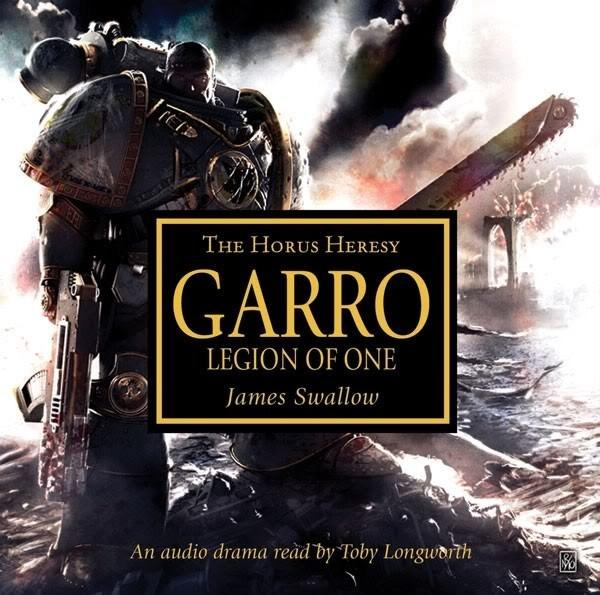Horus Heresy: Garro 02: Legion of one (lyd bog)