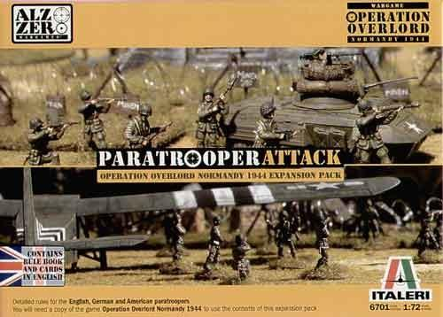 Operation Overlord: Paratrooper Attack