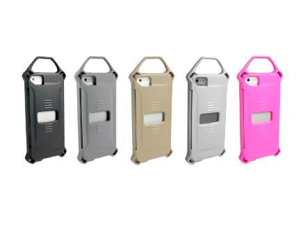 IPhone 5 Battle Case, SHOX, pink