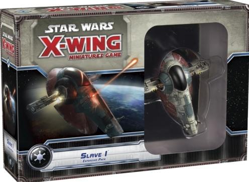 Star Wars: Slave I Expansion Pack
