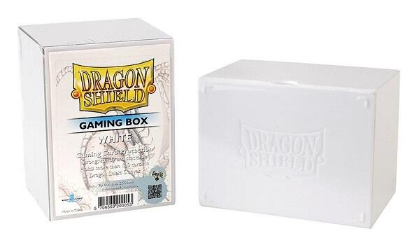 Dragon Shield Gaming Box - Hvid