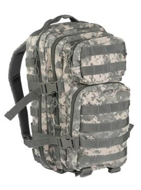 US ASSAULT PACK SM ACU