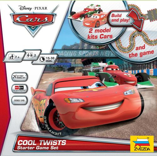Cars: Cool Twists Starter Game Set