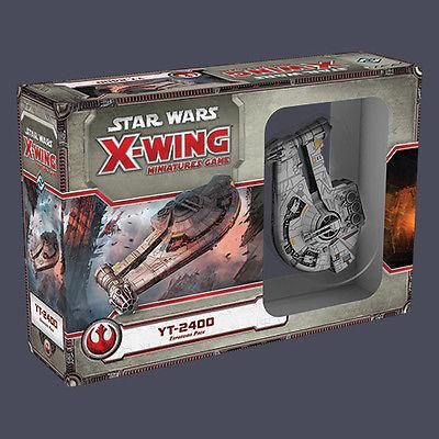 Star Wars : X-Wing YT-2400 Freighter Expansion Pack