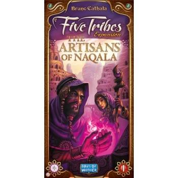 Five Tribes - The Artisans of Naqala Expansion