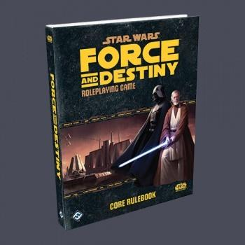 Star Wars RPG: Force and Destiny RPG Core Rulebook