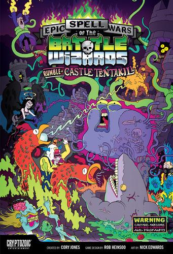 Epic Spell Wars of the Battle Wizards II: Rumble at Castle Tenta