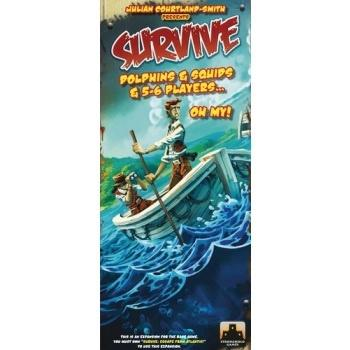 Survive: Dolphins & Squids & 5-6 Players...Oh My!