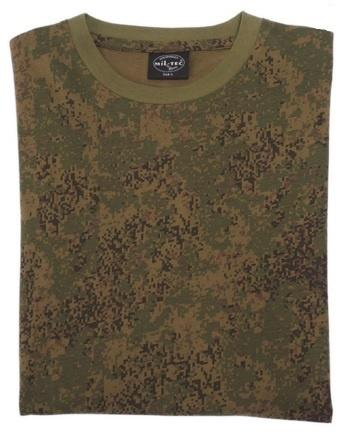RUSSISK DIGITAL CAMO T-SHIRT Str. XL