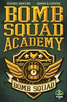 Bomb Squad Academy, Eng