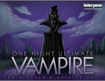One Night Ultimate Vampire, Eng
