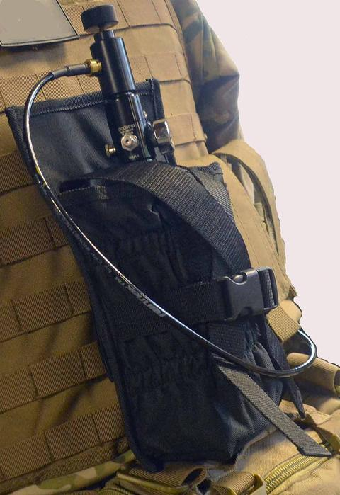 Tank holder, MOLLE, Tippmann