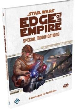 Star Wars: Edge of the Empire: Special Modifications: A Sourcebo