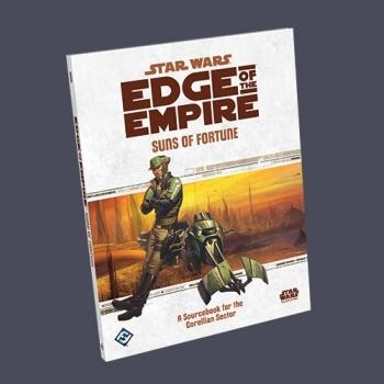 Star Wars RPG: Edge of the Empire - Suns of Fortune - EN