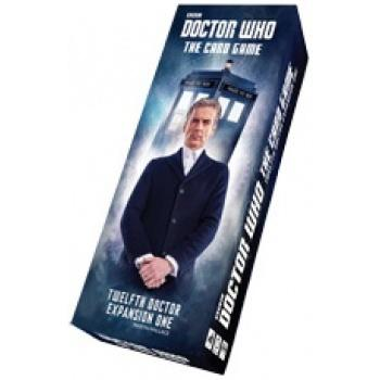 Doctor Who: The Card Game – Twelfth Doctor Expansion