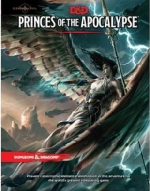 Dungeons & Dragons RPG - Elemental Evil: Princes of the Apocalypse