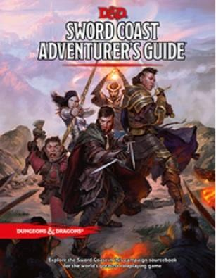 Dungeons & Dragons RPG - Sword Coast Adventurer's Guide