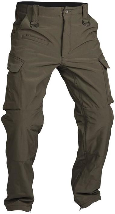Bukser, OD SOFTSHELL PANTS ′EXPLORER′ XXL