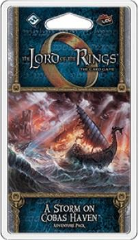 Lord of the Rings LCG: A Storm on Cobas Haven Adventure Pack