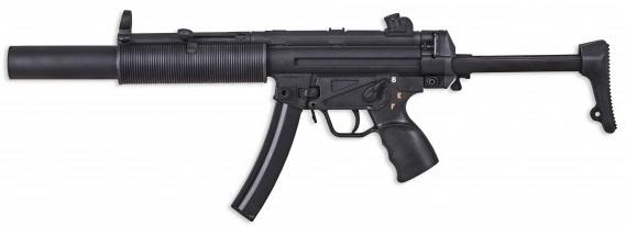 Softgun, MP5 SD3