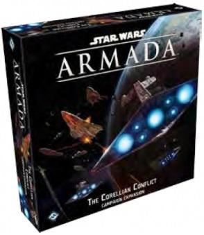 Star Wars: Armada - The Corellian Conflict Campaign Expansion