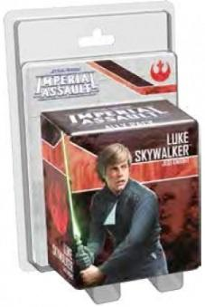 Star Wars: Imperial Assault: Luke Skywalker, Jedi Knight Ally Pack