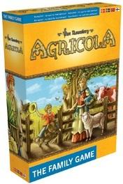 Agricola Family Edition, DK