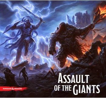 D&D: Assault of the Giants